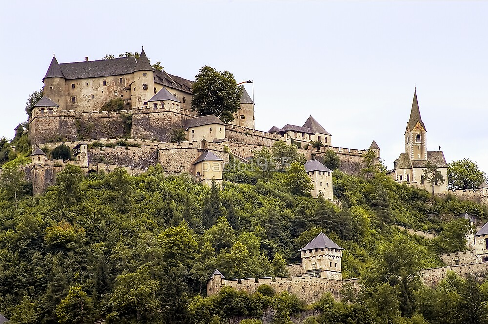 Burg Hochosterwitz by paolo1955