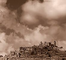 Ruins of Cirella by paolo1955