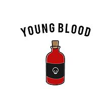 Young Blood by hannahder