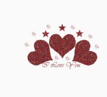 I Love You by Ilunia Felczer