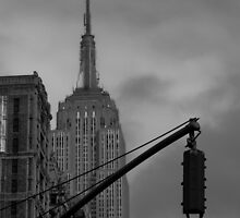 Empire State Building by romian