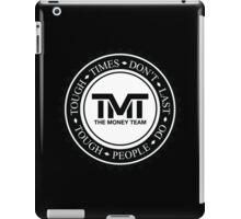 The Money Team iPad Case/Skin