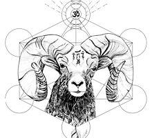 Ram  by art-tonic
