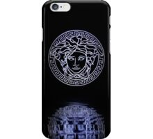 versace reflection iPhone Case/Skin