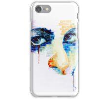 Weeping stones iPhone Case/Skin