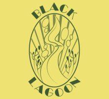 Black Lagoon Kids Tee