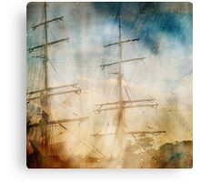 voyages Canvas Print