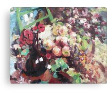 Korovin Wine and fruit in 1916 (author's copy) Metal Print