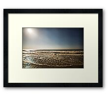 The Morning Tide Framed Print
