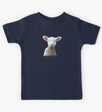 I am Cute - Kids T-Shirt - Lamb - NZ - Southland Kids Tee
