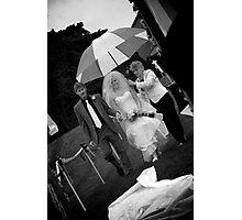 Rain or Shine... Photographic Print