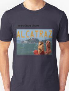 GREETINGS FROM ALCATRAZ T-Shirt