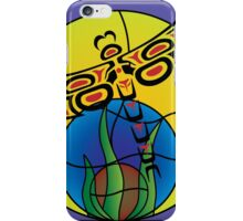 Deco Dragonfly iPhone Case/Skin