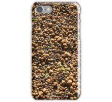 Brown Gravel iPhone Case/Skin