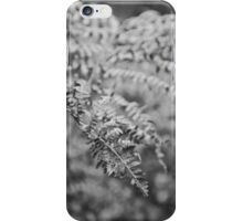 Let Me Love You So (mono) iPhone Case/Skin