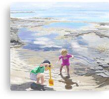 Summer Fun Canvas Print