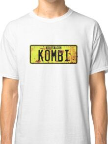 Volkswagen Kombi Plate © Classic T-Shirt