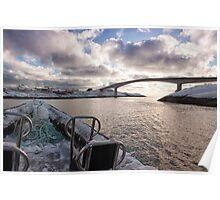 The Bridge to Hamnøya Poster
