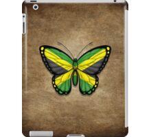 Jamaican Flag Butterfly iPad Case/Skin