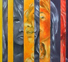 Gradation of Emotions by Beka Judd