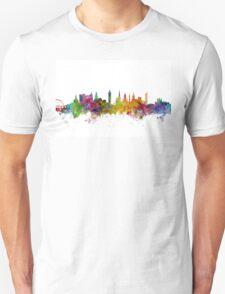 Glasgow Scotland Skyline Unisex T-Shirt