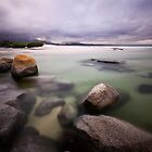 Green Lagoon............Binalong Bay by Imi Koetz