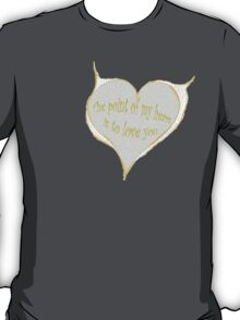 Hearty Greeting T-Shirt