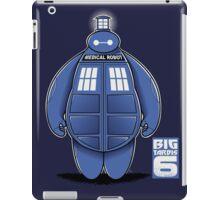 BIG TARDIS 6 iPad Case/Skin