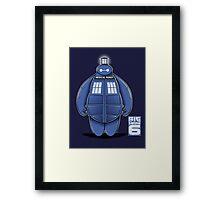 BIG TARDIS 6 Framed Print