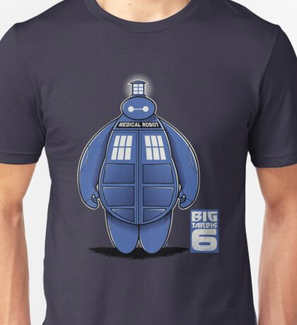 BIG TARDIS 6 Unisex T-Shirt