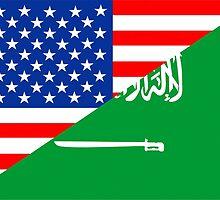 usa saudi arabia by tony4urban
