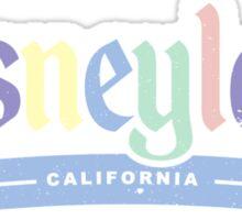 Disneyland California  Sticker