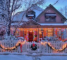The Night Before Christmas by K D Graves Photography