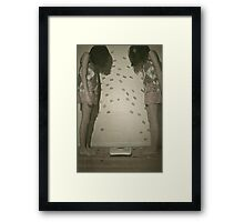 Scale Me Framed Print