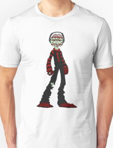 zombie music full char 1... T-Shirt