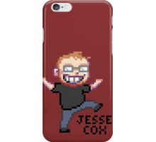 Jesse Cox Pixelated Youtube Avatar iPhone Case/Skin