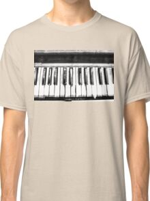 Eerie Piano Classic T-Shirt