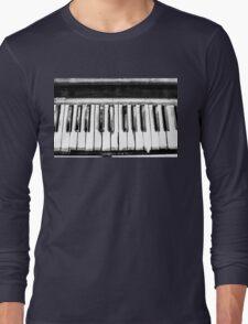 Eerie Piano T-Shirt