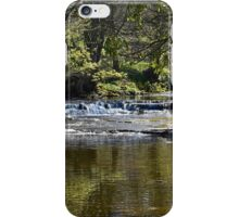 And a stream runs through it. iPhone Case/Skin