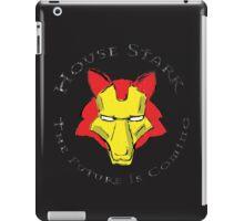 Iron Wolf iPad Case/Skin