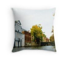 In small proportions we just beauties see, and in short measures life may perfect be. Throw Pillow