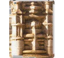 Manuelino. Igreja da Conceição velha. Lisboa iPad Case/Skin