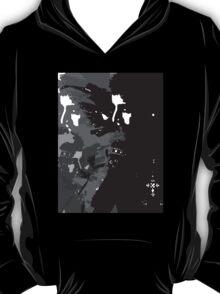 Guardian Black winged Angel print photography exclusive by David Berbia T-Shirt