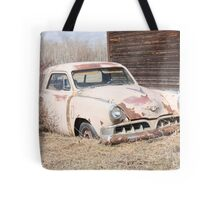 Hidden Treasure - 1953 Studebaker Coupe Tote Bag
