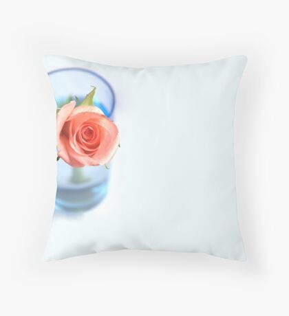 Beauty is an ecstasy; it is as simple as hunger. There is really nothing to be said about it. It is like the perfume of a rose: you can smell it and that is all. Throw Pillow