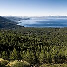 Morning at Tahoe by SL Van Geest