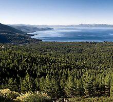 Morning at Tahoe by Sarah Van Geest