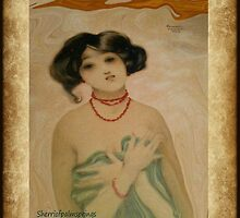 NOSTALGIA 1900 ORIENTAL GIRL FROM CHICAGO, by Sherri     Nicholas