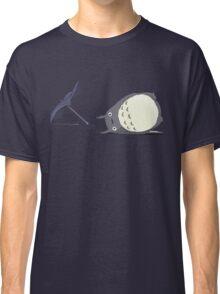 Totoro umbrella Classic T-Shirt