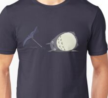 Totoro umbrella Unisex T-Shirt